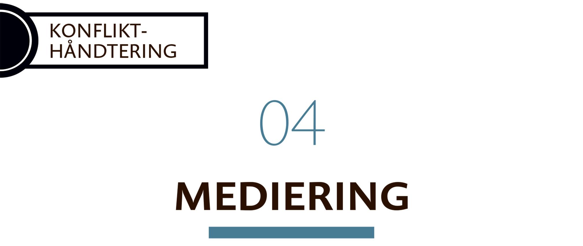 Paedagogisk redskab mediering